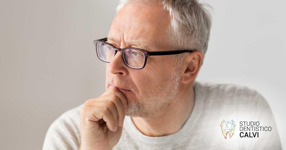 Parodontite e alzheimer: il legame