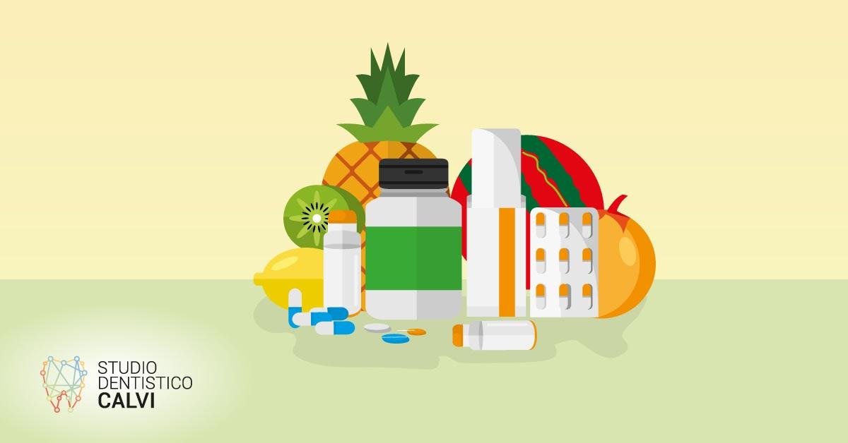 Malattie delle gengive: come prevenirle con le vitamine