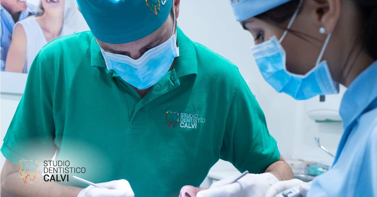Implantologia guidata | Studio dentistico Calvi