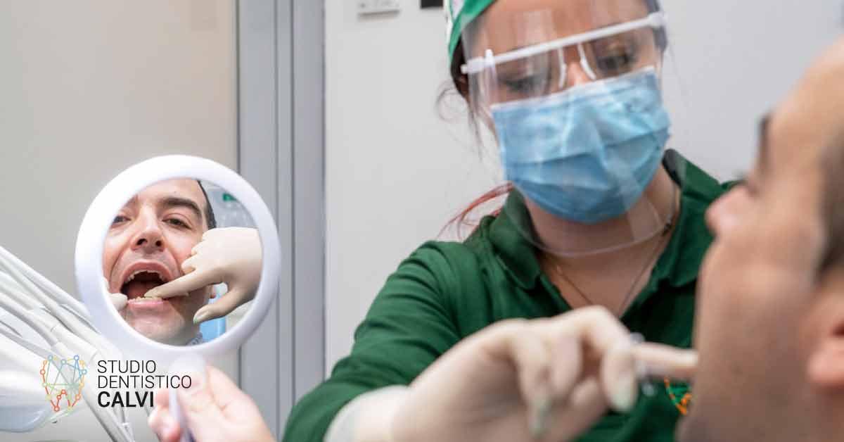 Sintomi della gengivite | Studio Dentistico Calvi